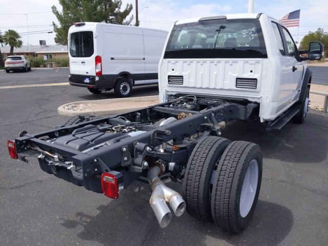 2019 Ford F-550 Super Cab DRW 4x4, Cab Chassis #J191389 - photo 1