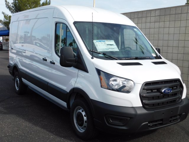 2020 Ford Transit 250 Med Roof RWD, Empty Cargo Van #J200246 - photo 1