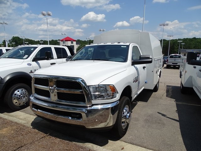 2017 Ram 3500 Regular Cab DRW,  Knapheide Service Utility Van #ND6772 - photo 3