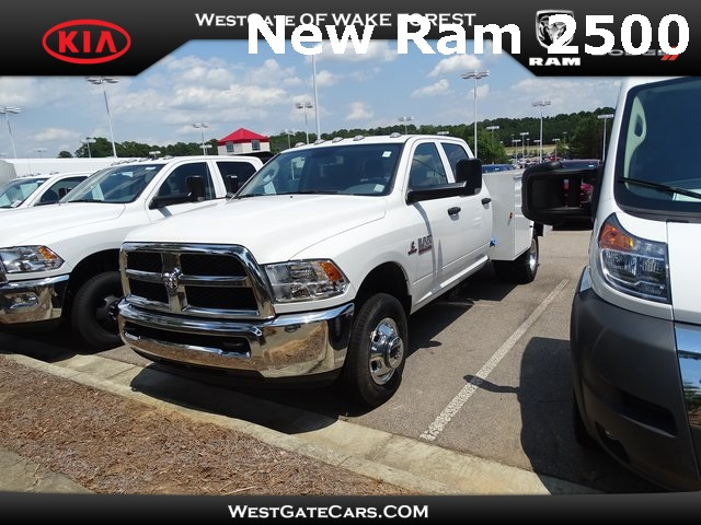 2017 Ram 3500 Crew Cab DRW 4x2,  Knapheide Standard Service Body #ND6920 - photo 1