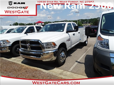 2017 Ram 3500 Crew Cab DRW,  Knapheide Standard Service Body #ND6920 - photo 1