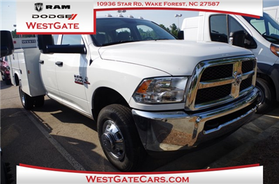 2017 Ram 3500 Crew Cab DRW,  Knapheide Standard Service Body #ND6920 - photo 3