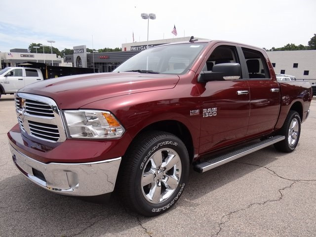 2018 Ram 1500 Crew Cab 4x4,  Pickup #ND7333 - photo 1