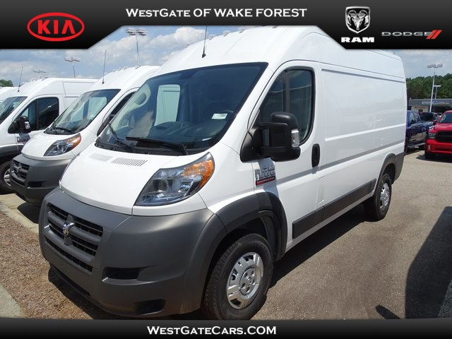 2018 ProMaster 1500 High Roof FWD,  Empty Cargo Van #ND7389 - photo 1