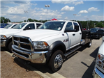 2018 Ram 4500 Crew Cab DRW 4x4,  Knapheide Platform Body #ND7416 - photo 1