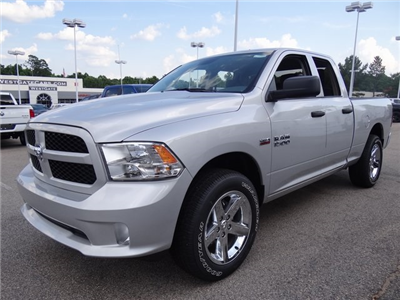 2018 Ram 1500 Quad Cab,  Pickup #ND7441 - photo 1
