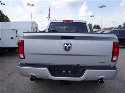 2018 Ram 1500 Quad Cab,  Pickup #ND7441 - photo 5