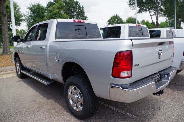 2018 Ram 2500 Crew Cab 4x4,  Pickup #ND7456 - photo 2