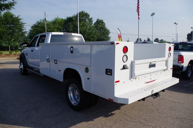 2018 Ram 4500 Crew Cab DRW 4x4,  Knapheide Service Body #ND7508 - photo 2