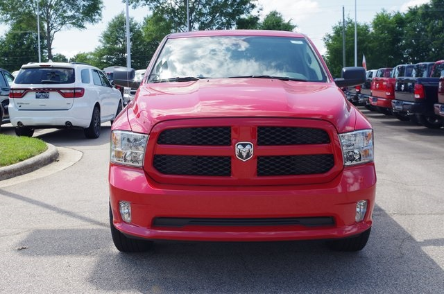 2018 Ram 1500 Crew Cab 4x2,  Pickup #ND7554 - photo 4