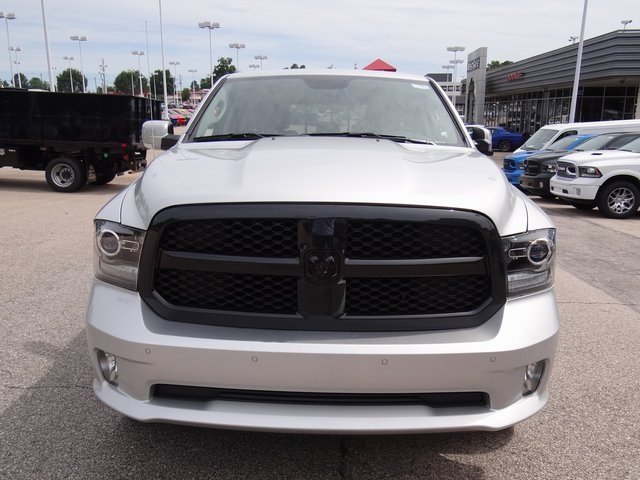 2018 Ram 1500 Quad Cab 4x4,  Pickup #ND7687 - photo 1