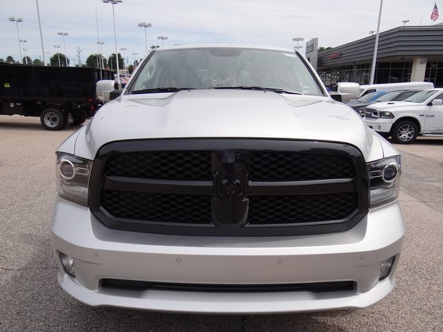 2018 Ram 1500 Quad Cab 4x4,  Pickup #ND7687 - photo 16