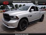 2018 Ram 1500 Quad Cab 4x4,  Pickup #ND7687 - photo 4