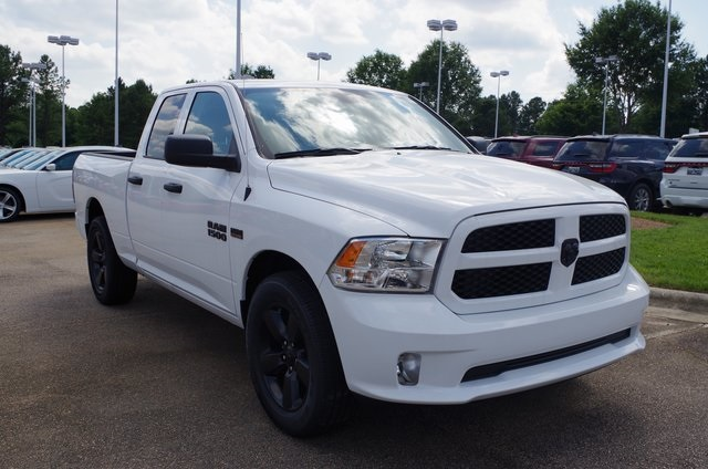 2018 Ram 1500 Quad Cab 4x2,  Pickup #ND7738 - photo 3