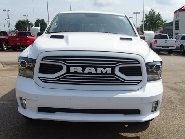 2018 Ram 1500 Crew Cab,  Pickup #ND7833 - photo 5