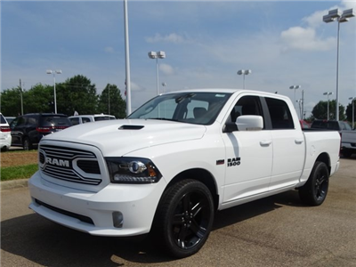 2018 Ram 1500 Crew Cab,  Pickup #ND7833 - photo 1
