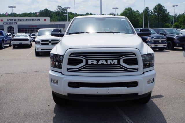 2018 Ram 2500 Crew Cab 4x4,  Pickup #ND7965 - photo 4