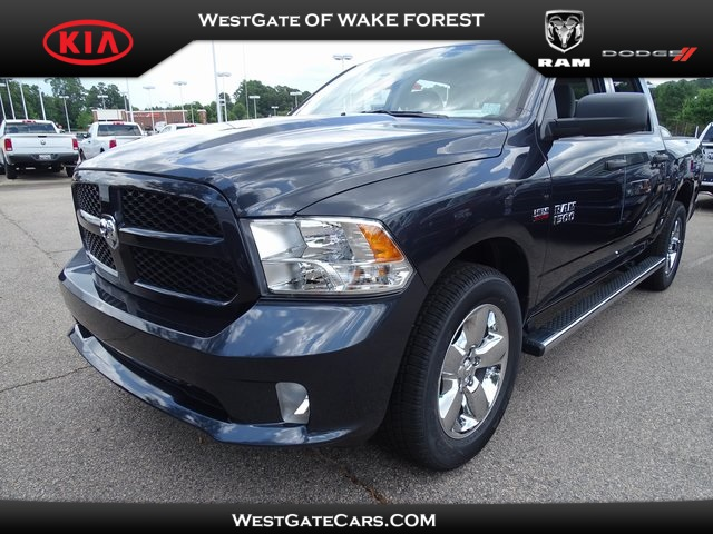 2018 Ram 1500 Crew Cab 4x2,  Pickup #ND8038 - photo 1