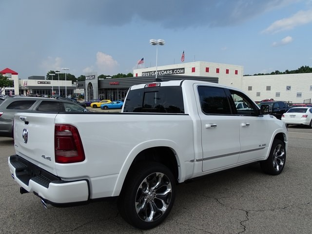 2019 Ram 1500 Crew Cab 4x4,  Pickup #ND8296 - photo 2