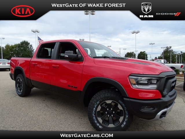 2019 Ram 1500 Crew Cab 4x4,  Pickup #ND8427 - photo 1