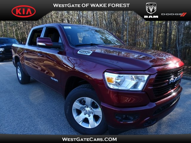 2019 Ram 1500 Crew Cab 4x4,  Pickup #ND8719 - photo 1
