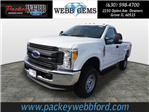 2017 F-250 Regular Cab 4x4 Pickup #17T2535 - photo 1