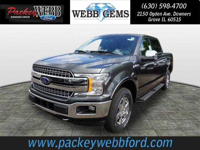 2018 F-150 Crew Cab 4x4 Pickup #18T1022 - photo 1