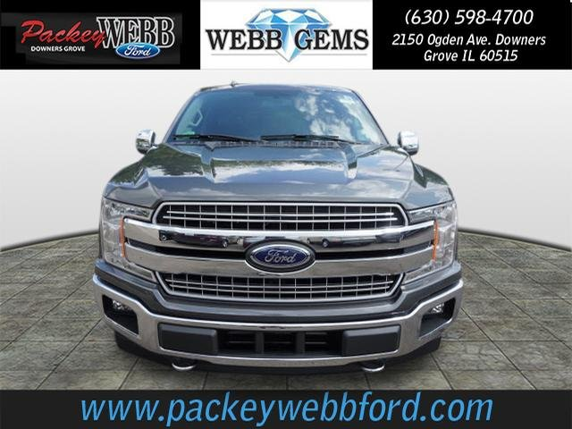 2018 F-150 Crew Cab 4x4 Pickup #18T1022 - photo 13
