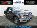 2018 F-150 Crew Cab 4x4 Pickup #18T1022 - photo 14
