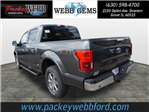 2018 F-150 Crew Cab 4x4 Pickup #18T1022 - photo 2
