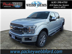 2018 F-150 Crew Cab 4x4 Pickup #18T1046 - photo 3