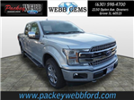 2018 F-150 Crew Cab 4x4 Pickup #18T1046 - photo 1