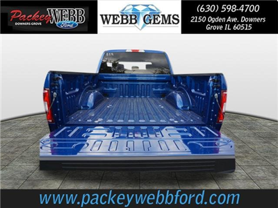 2018 F-150 Crew Cab 4x4 Pickup #18T1078 - photo 16