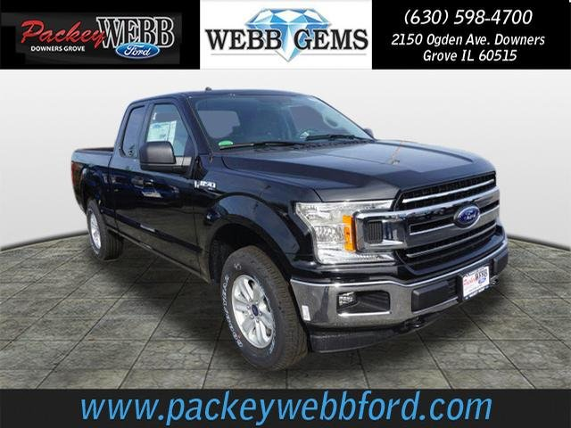 2018 F-150 Super Cab 4x4 Pickup #18T1086 - photo 4