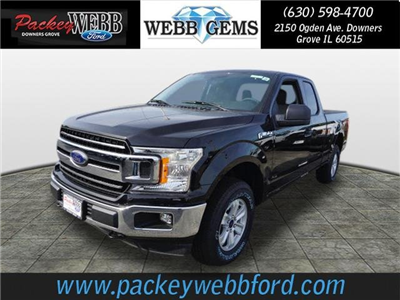 2018 F-150 Super Cab 4x4 Pickup #18T1086 - photo 1