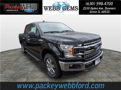 2018 F-150 Crew Cab 4x4 Pickup #18T1094 - photo 14