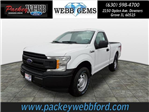 2018 F-150 Regular Cab 4x4 Pickup #18T1113 - photo 1