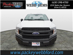 2018 F-150 Regular Cab 4x4 Pickup #18T1113 - photo 13