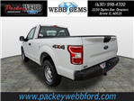 2018 F-150 Regular Cab 4x4 Pickup #18T1113 - photo 2
