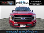2018 F-150 Crew Cab 4x4 Pickup #18T1117 - photo 3
