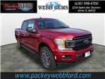 2018 F-150 Crew Cab 4x4 Pickup #18T1117 - photo 4