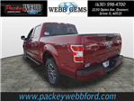 2018 F-150 Crew Cab 4x4 Pickup #18T1117 - photo 2