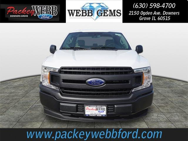 2018 F-150 Super Cab Pickup #18T1130 - photo 3
