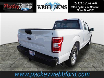 2018 F-150 Super Cab Pickup #18T1130 - photo 5
