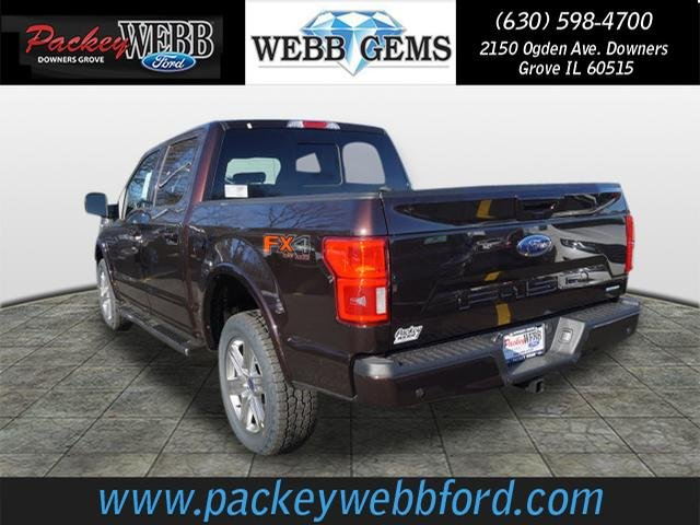 2018 F-150 Crew Cab 4x4 Pickup #18T1247 - photo 2