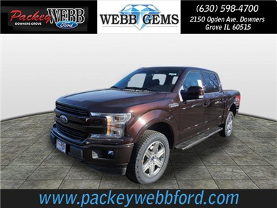 2018 F-150 Crew Cab 4x4 Pickup #18T1247 - photo 1