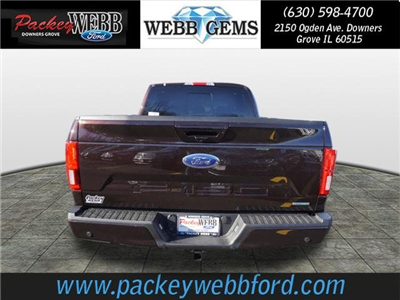2018 F-150 Crew Cab 4x4 Pickup #18T1247 - photo 15