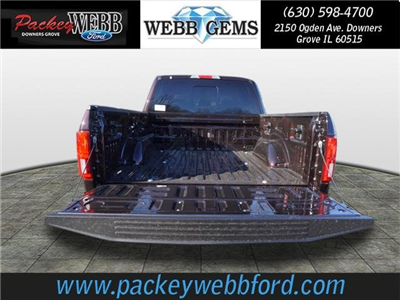 2018 F-150 Crew Cab 4x4 Pickup #18T1247 - photo 16