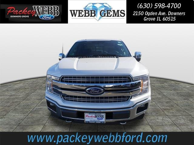2018 F-150 Crew Cab 4x4 Pickup #18T1248 - photo 13