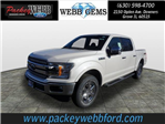 2018 F-150 Crew Cab 4x4 Pickup #18T1248 - photo 1